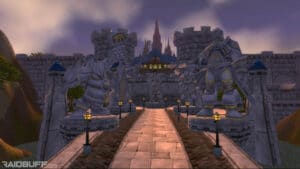 The Gates of Stormwind in Classic WoW