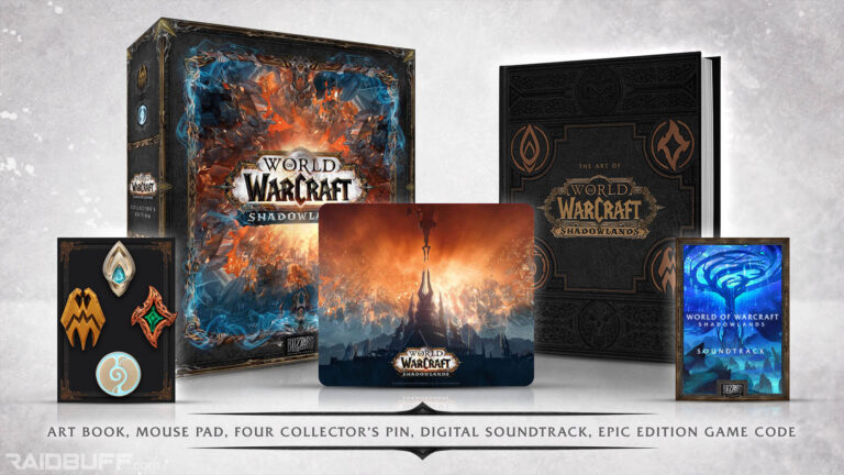 Shadowlands Collector's Edition Available Now!