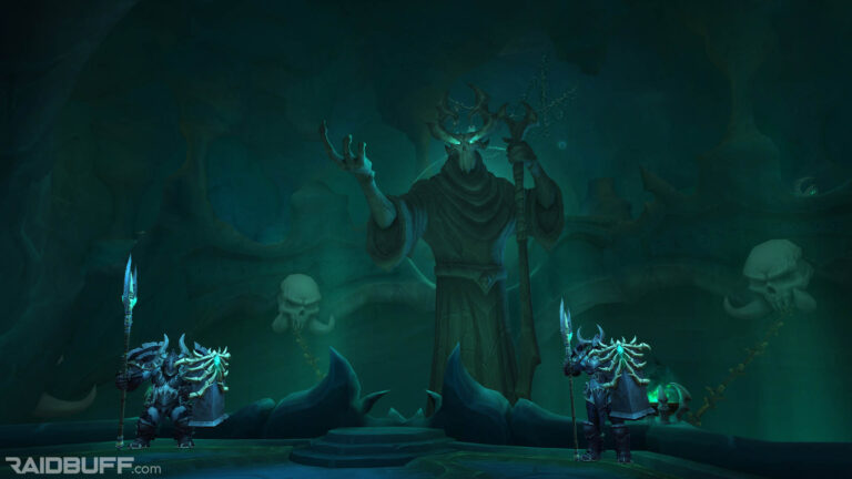 Shadowlands Preview: Necrolord Covenant