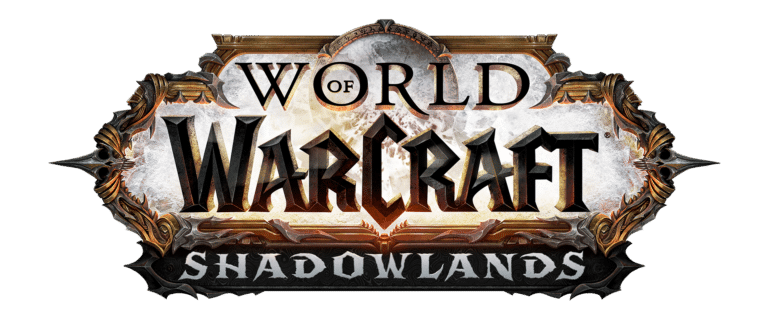 World of Warcraft Shadowlands Logo