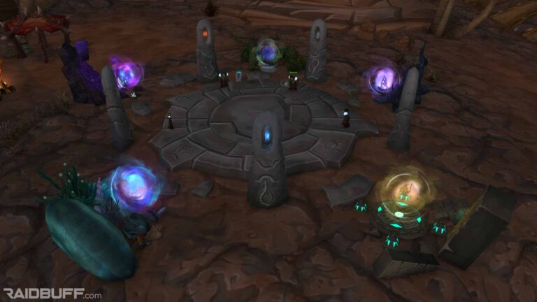 This Week in WoW – Cataclysm Timewalking, Gravity Lapse Brawl, Call of the Scarab (January 19th, 2021)