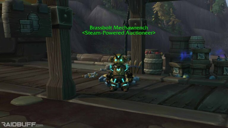 Where Is the Auction House in Boralus?