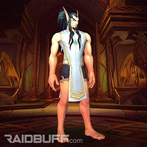 Ascended Tabard - Tabard of the Ascended